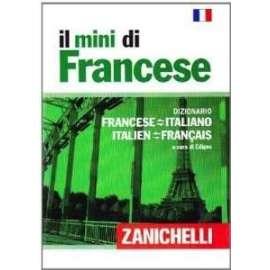 Libri ZANICHELLI - MINI DIZIONARIO FRANCESE-ITALIANO