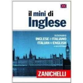 Libri ZANICHELLI - MINI DIZIONARIO INGLESE-ITALIANO