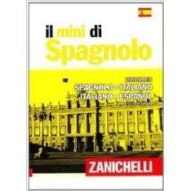 Libri ZANICHELLI - MINI DI SPAGNOLO. DIZIONARIO SPAGNOLO-ITALIANO - EDIGEO