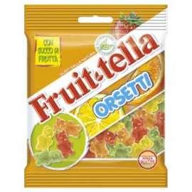 Dolci PERFETTI - FRUITTELLA  BUSTA 90gr conf.18pz - ORSETTI*****