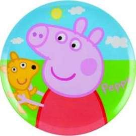 *OFFERTA PEPPA PIG PIATTO diam.20cm 1pz
