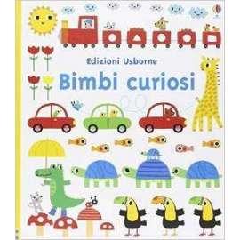 Libri USBORNE - BIMBI CURIOSI