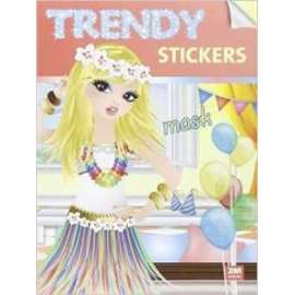 Libri 2M - TRENDY MODEL STICKERS MASK