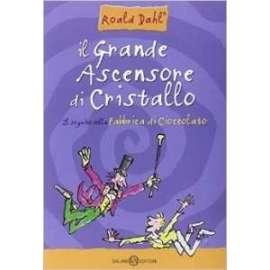 Libri SALANI - IL GRANDE ASCENSORE DI CRISTALLO