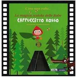 Libri DE AGOSTINI - CAPPUCCETTO ROSSO