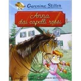 Libri PIEMME - ANNA DAI CAPELLI ROSSI - G.STILTON