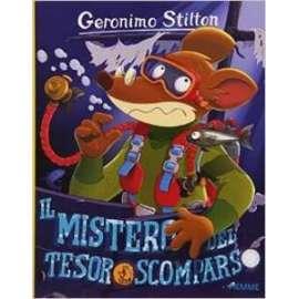 Libri PIEMME - IL MISTERO DEL TESORO SCOMPARSO - G.STILTON