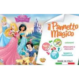 Magic Sticky PRINCIPESSE PANNETTO MAGICO
