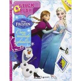 Libri WALT DISNEY - STICK & PLAY. FROZEN