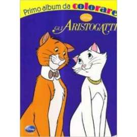 Libri WALT DISNEY - PRIMO ALBUM. GLI ARISTOGATTI