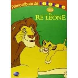 Libri WALT DISNEY - PRIMO ALBUM. IL RE LEONE