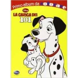 Libri WALT DISNEY - PRIMO ALBUM. CARICA DEI 101