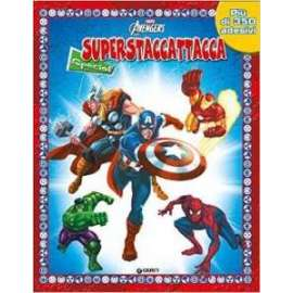 Libri MARVEL - SUPERSTACCATTACCA. AVENGERS