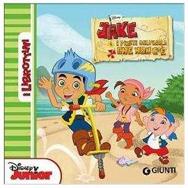 Libri WALT DISNEY - I LIBROTTINI. JAKE E I PIRATI