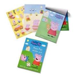 PEPPA PIG ALBUM C/STICKERS