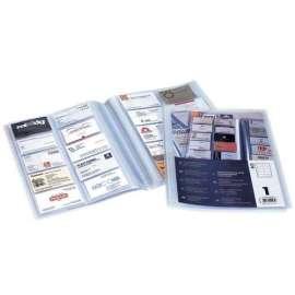 Portabiglietti da visita personalizzabile 10 tasche