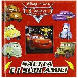 Libri WALT DISNEY - CARS GOLDEN BOOK