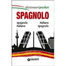 Libri GIUNTI - DIZIONARIO SPAGNOLO- ITALIANO