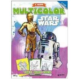 Libri WALT DISNEY - STAR WARS. MULTICOLOR