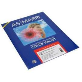CARTA SPECIALE Ink-Jet LUCIDA A4 200gr  conf.10ff    -8609-