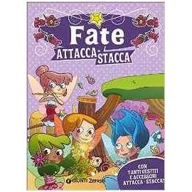 Libri GIUNTI JUNIOR - FATE ATTACCA - STACCA