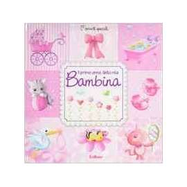 Libri EDICART - ALBUM PRIMO ANNO BAMBINA