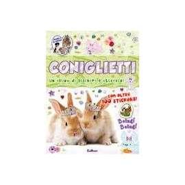 Libri EDICART - AMICI A QUATTRO ZAMPE. CONIGLIETTI