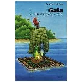 Libri NORD-SUD - GAIA E L'ISOLA DELLE BACCHE ROSSE - PFISTER MARCUS