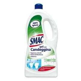 Smac Gel con Candeggina