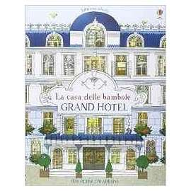 Libri USBORNE - GRAND HOTEL ADESIVI