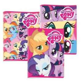 Seven 16 - LITTLE PONY - MAXIQUADERNO A4 80gr Rig. 5M