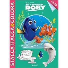 Libri WALT DISNEY - STACCATTACCA. ALLA RICERCA DI DORY