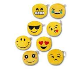 PORTAMONETE EMOTICONS ASSORTITI