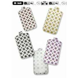 *OFFERTA PORTA IPHONE POIS C/STRASS