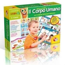 *OFFERTA CAROTINA SCOPRI IL CORPO UMANO