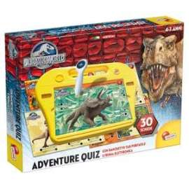 Giochi JURASSIC WORLD PENNA QUIZ