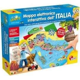 Giochi ITALIA MAPPA ELETTRONICA INTERATTIVA