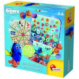 Giochi DORY EDUCATIONAL MULTIGAMES