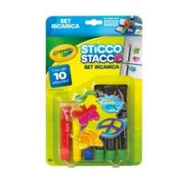 Crayola - RICARICA STICCO STACCO
