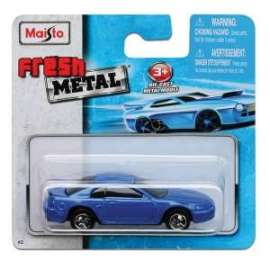 Giochi MAISTO - ASSORTIMENTO FRESH METAL 1:64