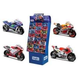 Giochi MOTO GP ASSORTITE 1:18