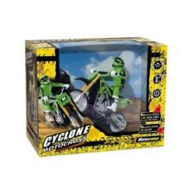Giochi CYCLONE MOTO CROSS R/C