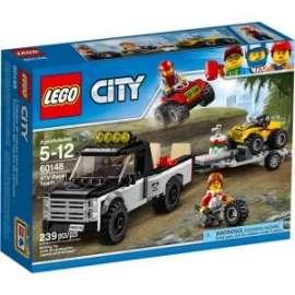Giochi LEGO City - 60148 - TEAM DA CORSA FUORISTRADA