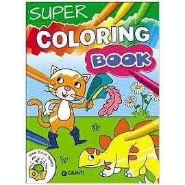 Libri GIUNTI - SUPER COLOR BOOK