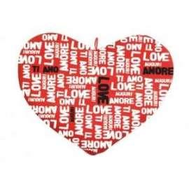 San Valentino CUORE MORBIDO AMORE 45cm