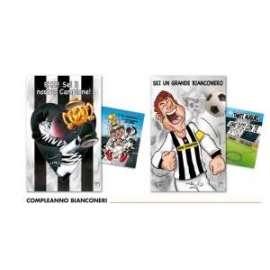 Biglietti Calcio LIGHT & SOUND BIANCONERI conf.12pz