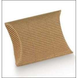 Magic-Box SCATOLA BUSTA ONDA AVANA 7x7x2,5cm