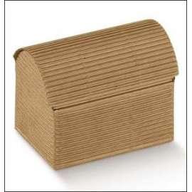 Magic-Box COFANETTO ONDA AVANA 7x4,5x5,2cm