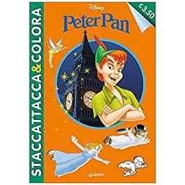 Libri WALT DISNEY - STACCATTACCA. PETER PAN