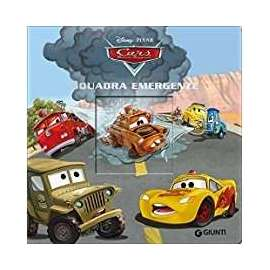 Libri WALT DISNEY - CARS SQUADRA EMERGENZA